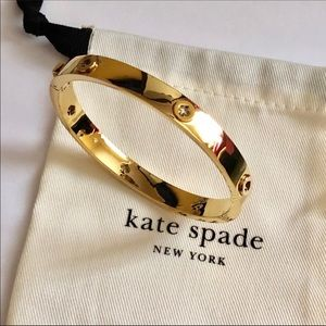 NEW! Kate Spade Signature bangle